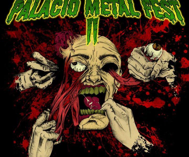 Palacio Metal Fest II – Los Palacios y Villafranca – 20/02/2016