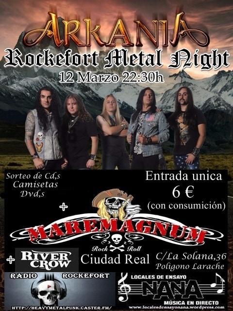 CHILDRAIN – STRANGERS – Rockefort Metal Night