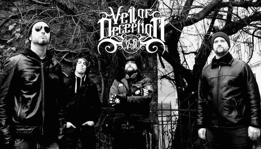 Veil Of Deception (Int) – Interview – 26/01/15