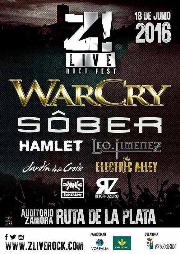 Z! Live Rock Fest 2016