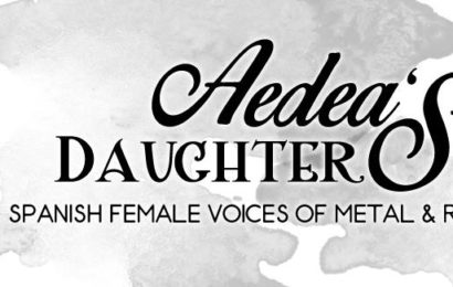 Aedea's Daughters – Entrevista –  09/03/16