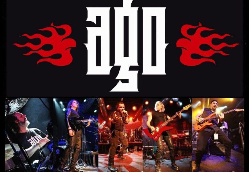 AGO – VULTURES OVERHEAD – W:O:A Metal Battle Spain 2016