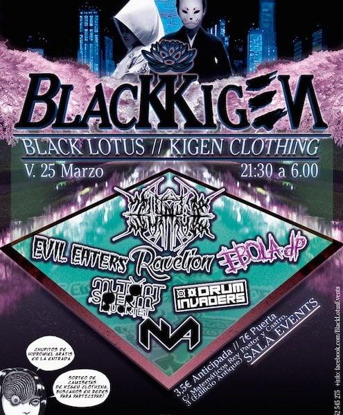 Black Lotus Party – Sevilla – 26/03/2016