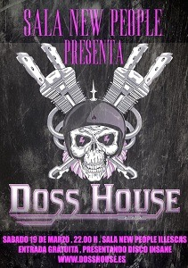 DOSS HOUSE – UNIVERSAL THEORY – ARIA IGNIS
