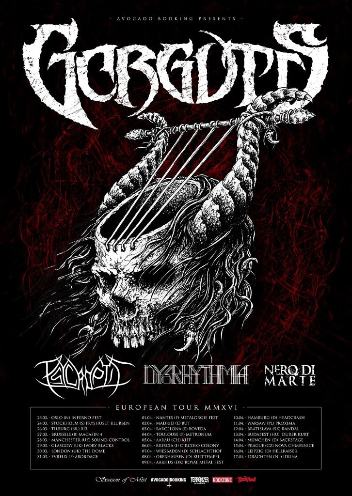 WORMED – A REASON TO BREATHE – GORGUTS (CAN)