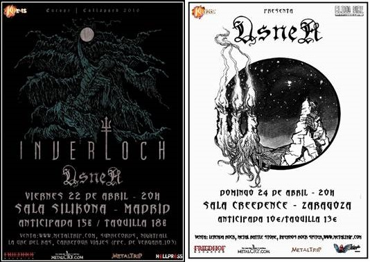USNEA (USA) – INFAMIA – DEATHSURRECTION