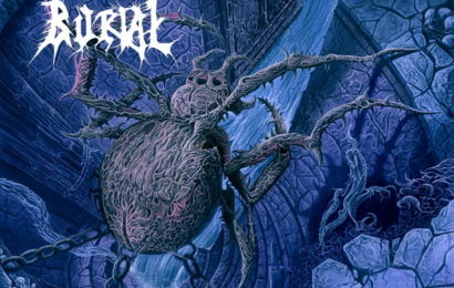 MASS BURIAL – Soul's necrosis, 2015