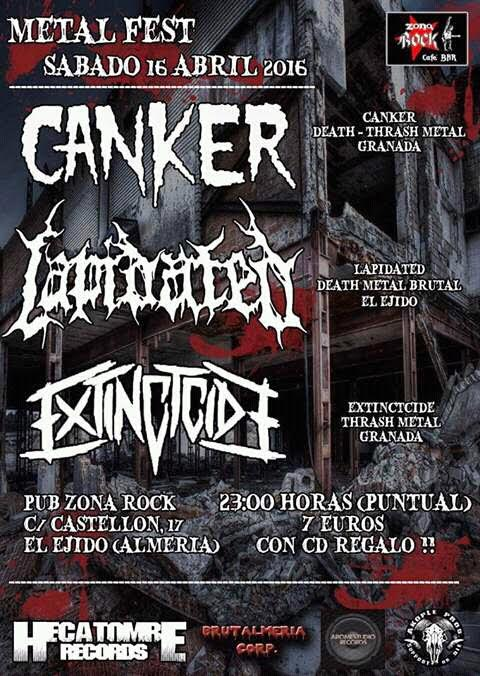 CANKER – FALSE REALITY (ROU) – THYRFING (SWE)