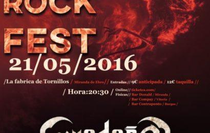 AVE FÉNIX ROCK FEST – ALENE MISANTROPI – INFERNO