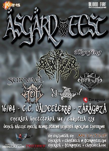 OKER – Asgard Fest – OVERLOUD