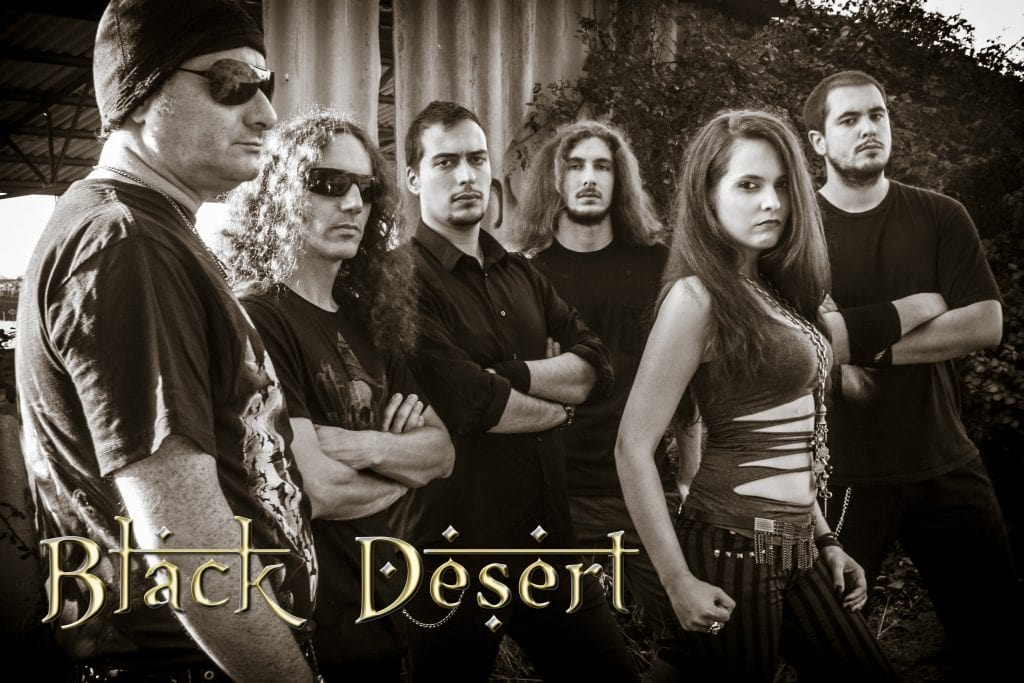 BLACK DESERT – Entrevista – 20/04/2016