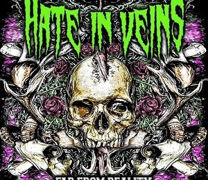 HATE IN VEINS – Far from reality, 2015