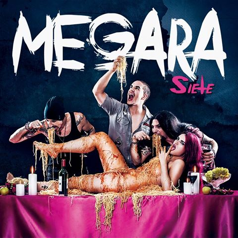 MEGARA – HERESY OF DREAMS – Metal Norte Festival