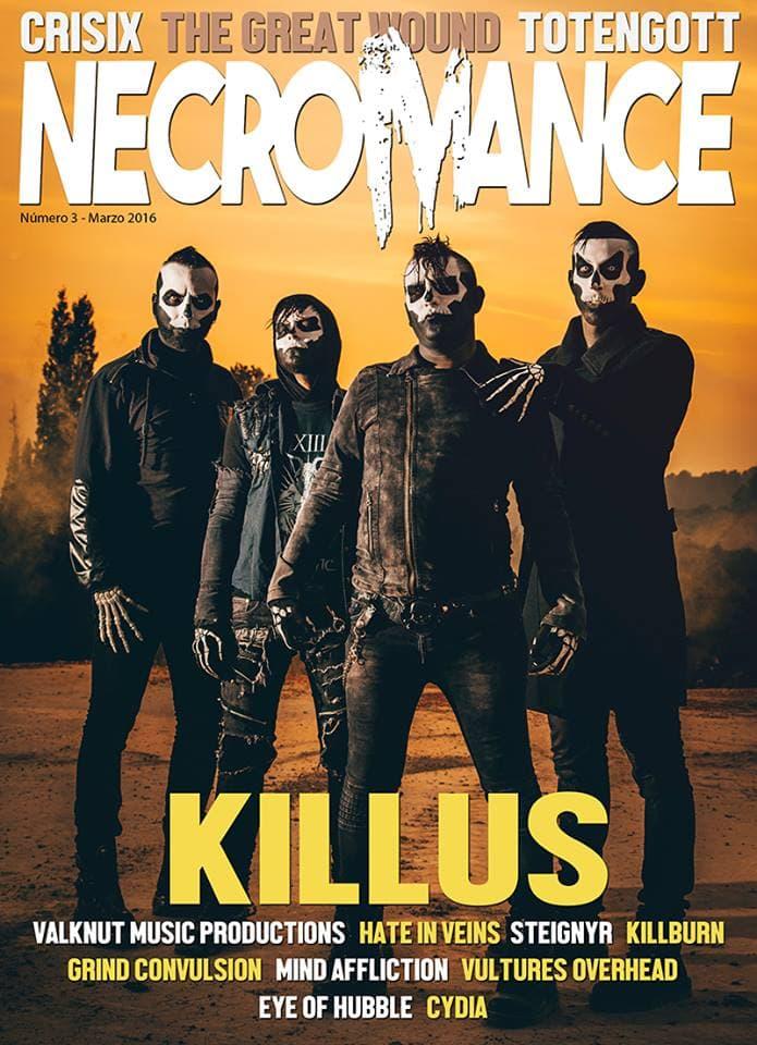 Necromance Magazine #Marzo 2016