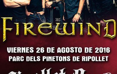 Ripollet Rock Festival – KELDARK – GODDAMN