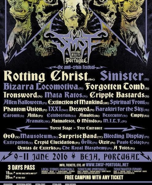 ZENOBIA – Santa María Summer Fest (PRT) – SOULS OF DIOTIMA (ITA)