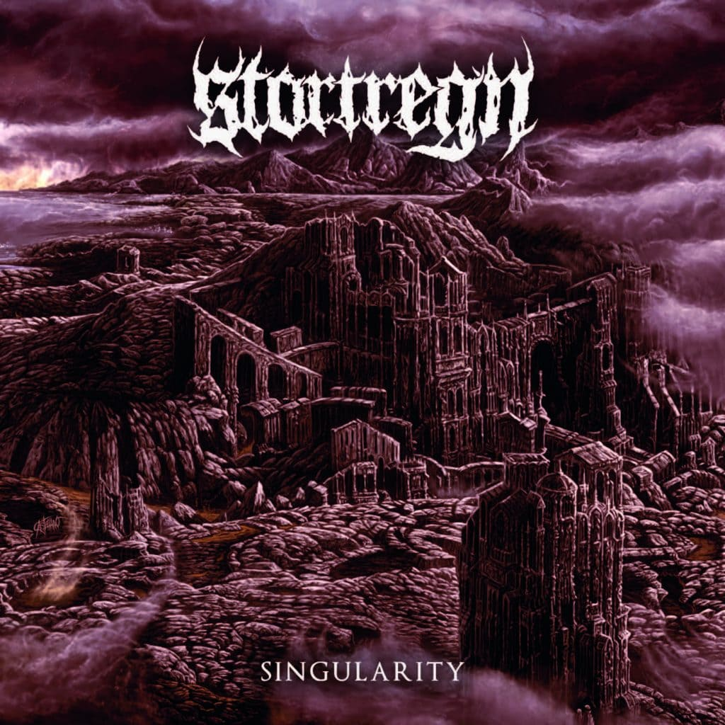 STORTREGN (CHE) – Singularity, 2016