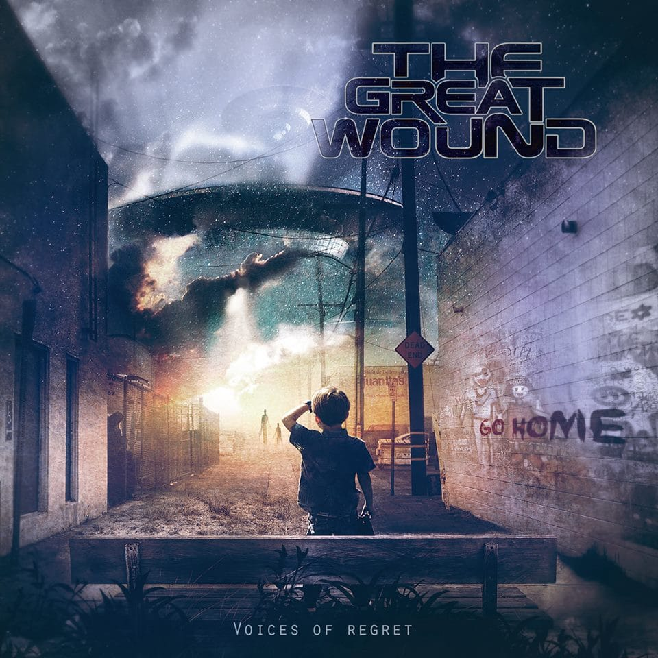 THE GREAT WOUND – Voices Of Regret, 2016