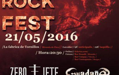 KILMARA – V Aniversario Sala Sensorama – Ave Fenix Rock Fest