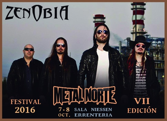 TOKIO – Z! Live Rock Fest – Metal Norte Festival
