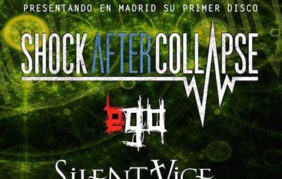 SÖLAR – SHOCK AFTER COLLAPSE – Siempre Eternos Tour Fest