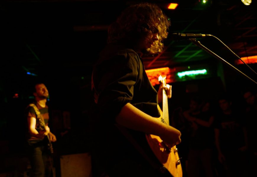 TEARS IN RAIN + THE GURUS + BRENNEVIN N' CIGARETTES – Barcelona – 15/04/2016