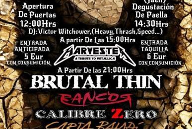 Festival de Rock La Púa – Estaka Rock – AQUELARRE