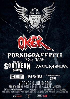 Águilas Rock Festival – Metal Norte – Liberación Fest