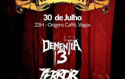 SHEIDIM – DENOUNCEMENT PYRE (AUS) – Blindagem Metal Fest (PRT)