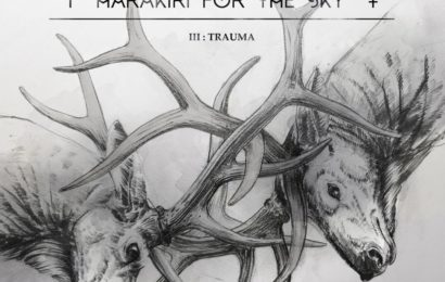 HARAKIRI FOR THE SKY (AUT) – III:Trauma, 2016