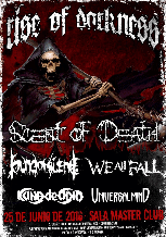 III Rise of darkness metal fest