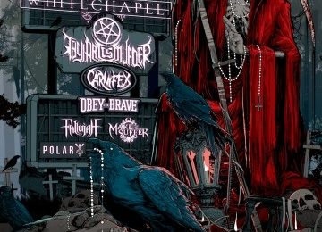 Impericon Never say die tour 2016 – DENOMINATE (FIN) – HUMAN REVIVAL