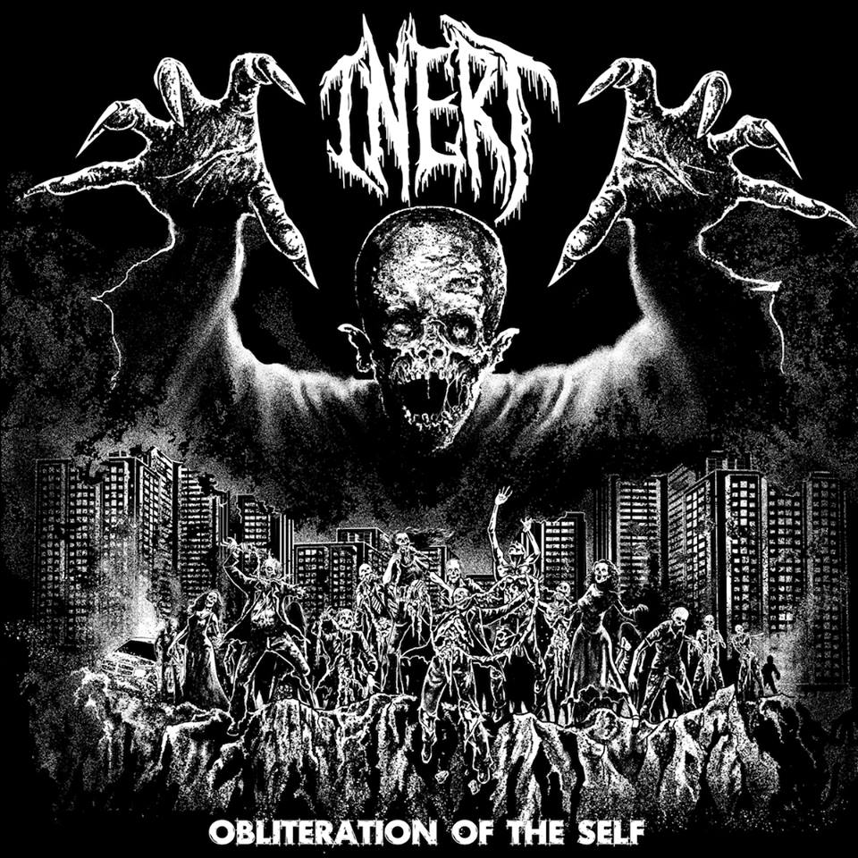 INERT – Obliteration of the self, 2016