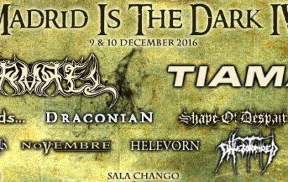 Madrid Is The Dark Fest IV