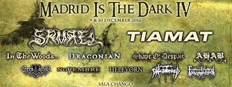 Madrid Is The Dark Fest IV