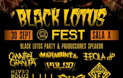 RUINOUS (USA) – EMPTY – BLACK LOTUS FEST