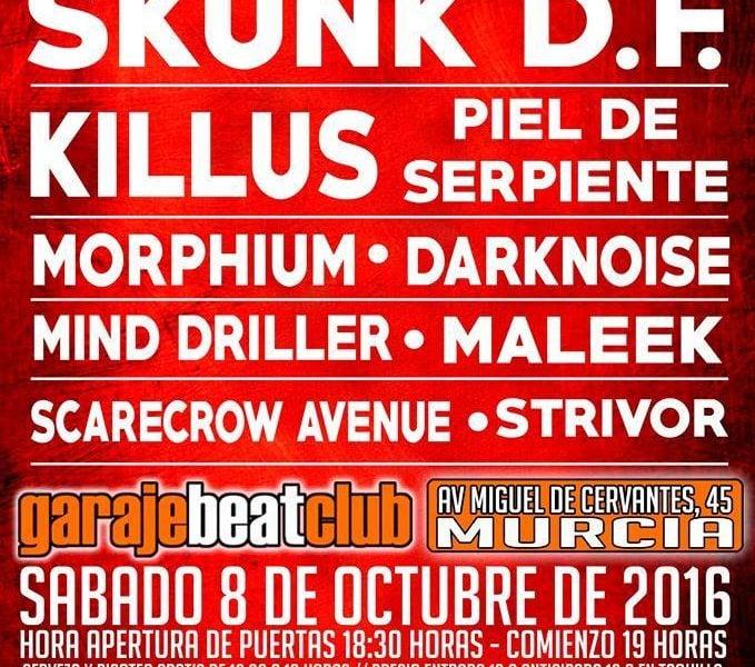 IV Aquelarre Metalrock Fest