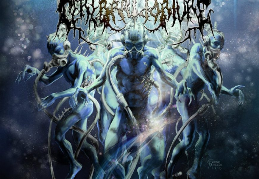 CEREBRAL TORTURE – Activated hybrid project, 2015