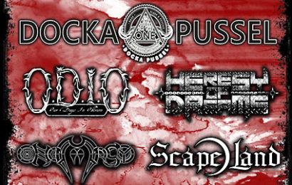 Kaos Metal Fest – BAPTISM (FIN) – CT Thrash Fest