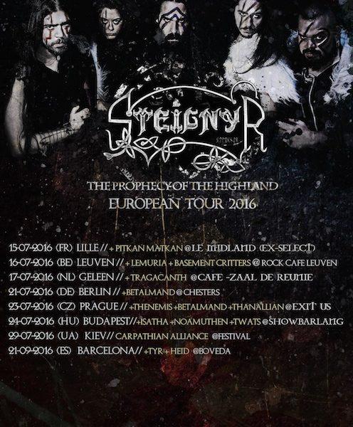 STEIGNYR – Hard Skull Fest – ABDUCTUM