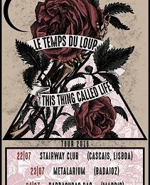 LE TEMPS DU LOUP + THIS THING CALLED LIFE – DYING EMPIRE (DEU) – BLOOD INCANTATION (USA)
