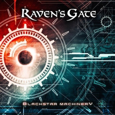 RAVEN`S GATE – Blackstar machinery, 2016