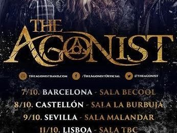 THE AGONIST (CAN) – BARBARIAN SWORDS – DAWN OF EXTINCTION