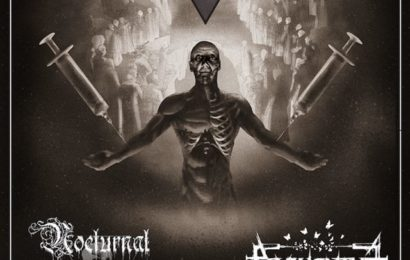 CHAMAKO WEY! – NOCTURNAL DEPRESSION (FRA) – COCKOROCH