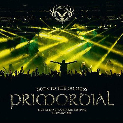 PRIMORDIAL (IRL) – HEID – The Triunvirate Spain Tour 2017