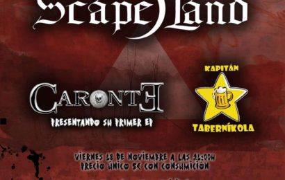 FOR I AM KING (DEU) – SCAPELAND – THE CHRONICLES OF ISRAFEL (CAN)