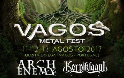 DERANGED (SWE) – XOTH (USA) – Vagos Metal Fest (PRT)
