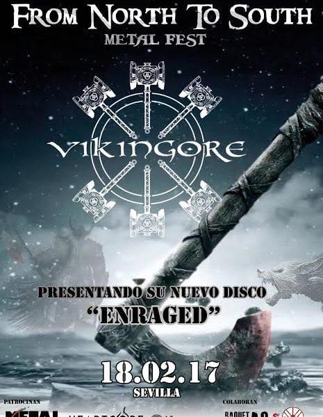 VIKINGORE – CUARTO MAGNO (VEN) – EMBLOODYMENT