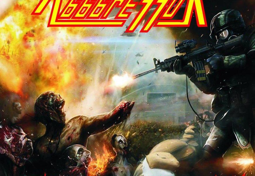 AGGGRESSOR (MEX) – Release of agression, 2013