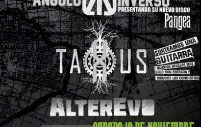 ÁNGULO INVERSO – INFERITVM – Motorizer metal fest